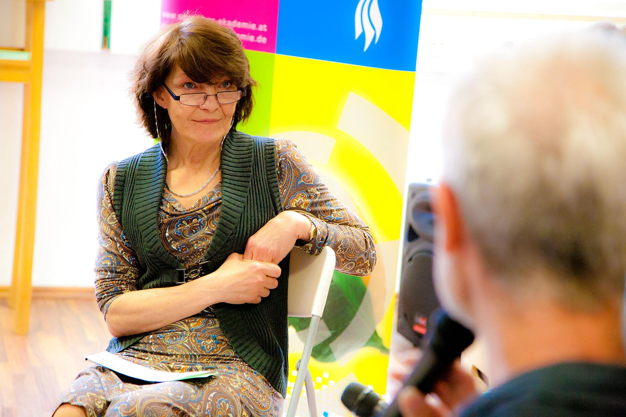 Dialektfrei Sprechen Sprecherziehung Graz